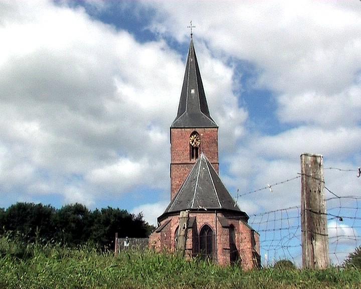 De kerk van Rolde behoord tot de oudste van Drenthe