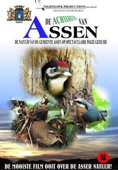De Achtertuin van Assen: genomineerd voor de Harry de Vroome prijs
