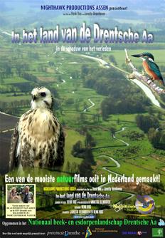 In het land van de Drentsche Aa geeft een wonderschoon beeld van de natuur en cultuur in het Nationaal Park Drentsche Aa