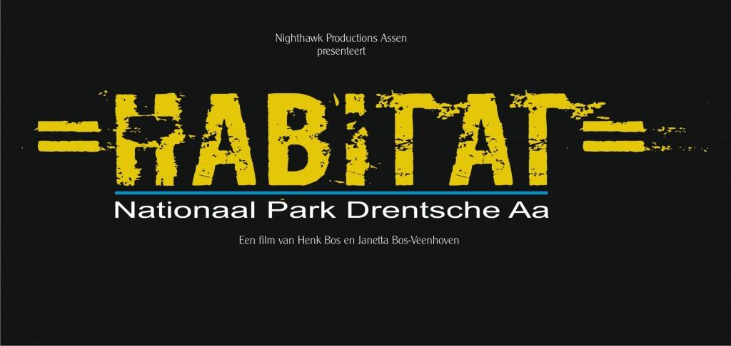 =HABITAT= zal geheel worden opgenomen in het Nationaal Park Drentsche Aa