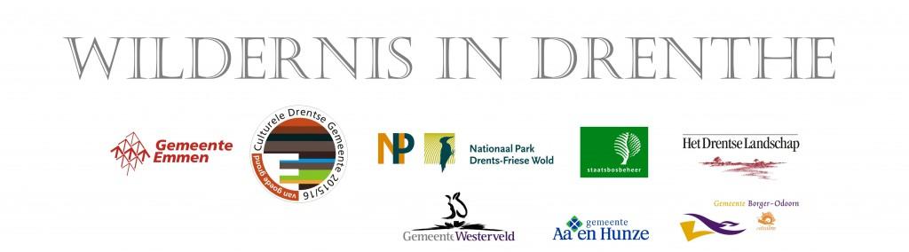 De sponsoren van de film WILDERNIS IN DRENTHE...